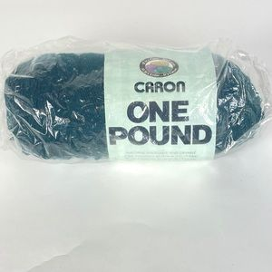 Canon One Pound Yarn Forest Green 534